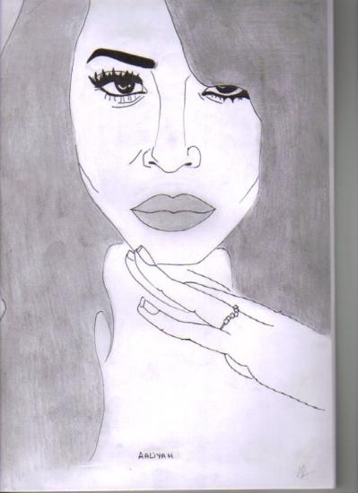 Aaliyah by Alex2B